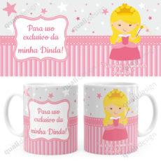 Arte-para-Caneca-Dinda-Princesa-Cute-estampa