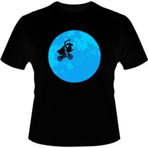 Camiseta-Alien-ET