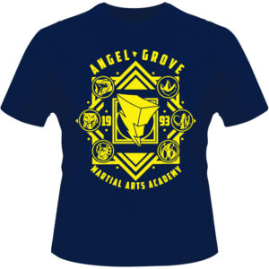 Camiseta-Angel-Grove-Martial-Arts