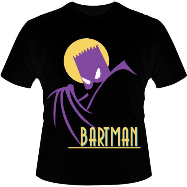 Camiseta-Bartman