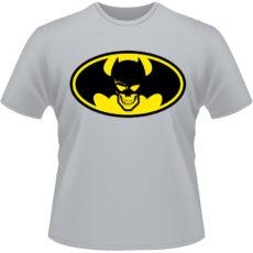 Camiseta-Batman-Logo-Skull