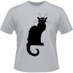 Camiseta-Black-Cat