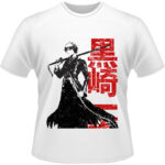Camiseta-Bleach-Ichigo-Kurosaki-Grunge