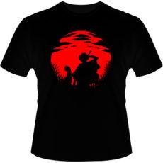 Camiseta-Bleach-Ichigo-and-Rukia