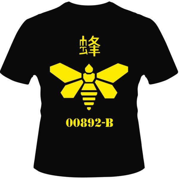 Camiseta-Breaking-Bad-Abelha-Metilamina