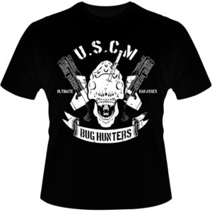 Camiseta-Bug-Hunters