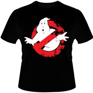 Camiseta-Caça-Fantasma-Grunge
