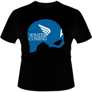 Camiseta-Capitao-America-Winter-is-Coming