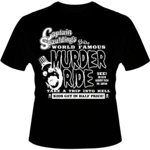Camiseta-Captain-Spauldings-Murder-Ride