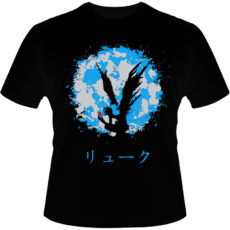 Camiseta-Death-Note-Riuk-Evil