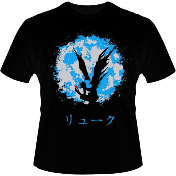 Camiseta-Death-Note-Riuk-Evil