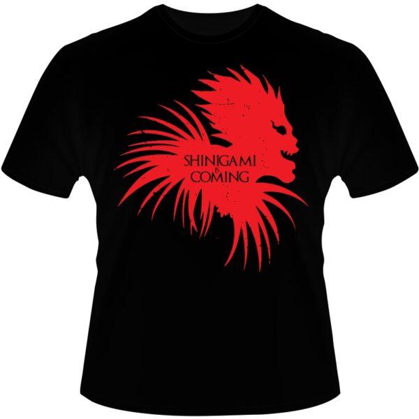 Camiseta-Death-Note-Riuk-Shinigami