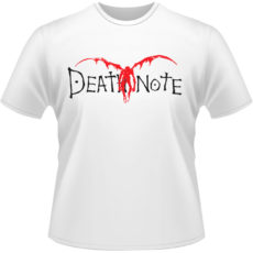 Camiseta-Death-Note-Riuk-Wings