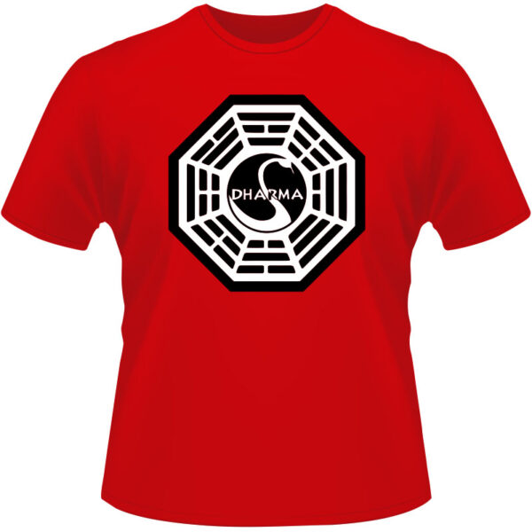Camiseta-Dharma