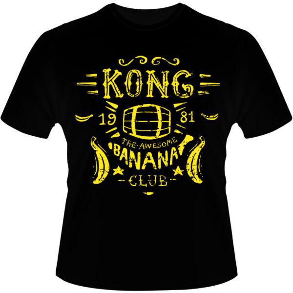 Camiseta-Donkey-Kong-Banana