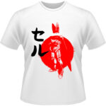 Camiseta-Dragon-Ball-Cell