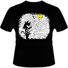 Camiseta-Dragon-Ball-Kid-Goku