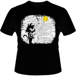 Camiseta-Dragon-Ball-Kid-Goku