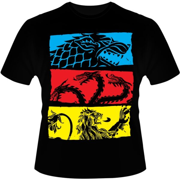 Camiseta-Dragons