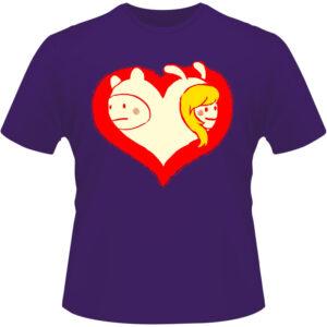Camiseta-Finn-Love
