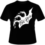 Camiseta-Fire-and-Blood-Off-White
