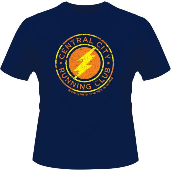 Camiseta-Flash-Central-City