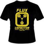 Camiseta-Flux-Capacitor