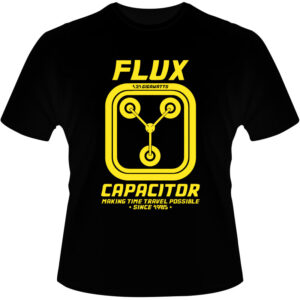Camiseta-Flux-Capacitor