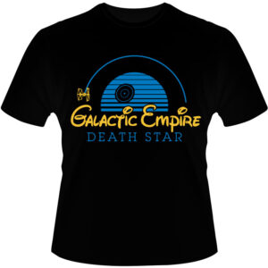 Camiseta-Galactic-Empire-Death-Star
