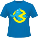 Camiseta-GhostBusters-Pixel-Geek