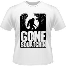 Camiseta-Gone-Squatchin
