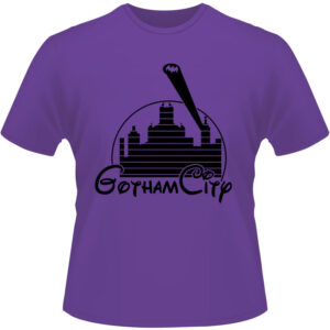 Camiseta-Gotham-City