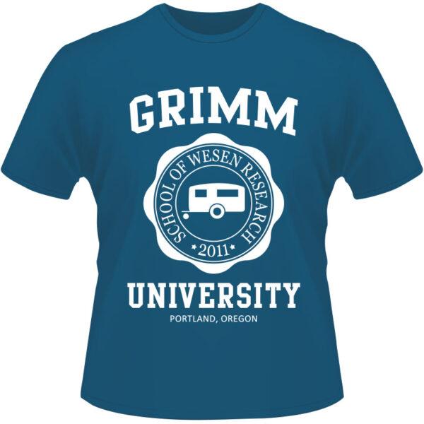 Camiseta-Grimm-University