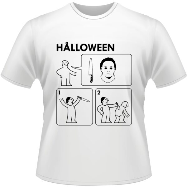 Camiseta-Halloween-Michael-Myers