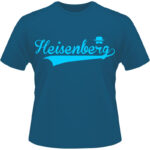 Camiseta-Heisenberg-Logo