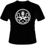 Camiseta-Hydra-Simpsons-Alien