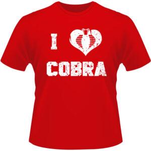 Camiseta-I-Love-Snake