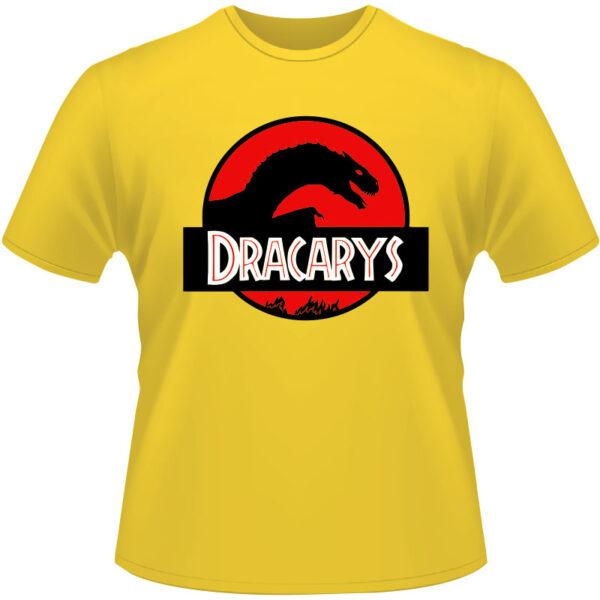 Camiseta-Jurassic-Dracarys