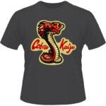 Camiseta-Kaiju-Snake
