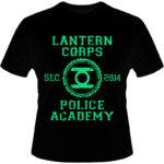 Camiseta-Lantern-Corps-Academy