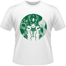 Camiseta-Mermaid