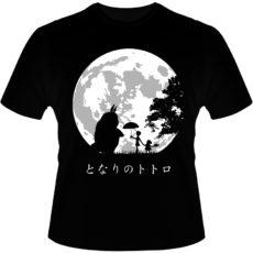 Camiseta-Meu-Amigo-Totoro-Moon