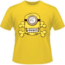 Camiseta-Minions-Toxic