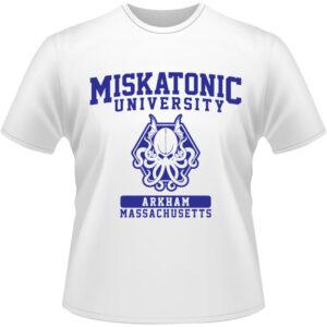 Camiseta-Miskatonic-University-Arkham
