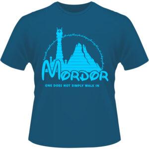Camiseta-Mordor