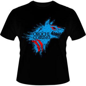 Camiseta-Orochi-Coming