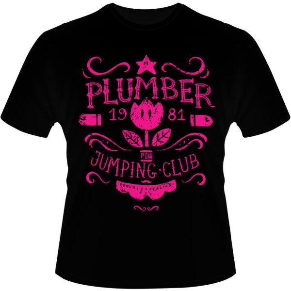Camiseta-Plumber-Mario-Bros