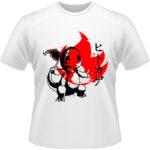 Camiseta-Pokemon-Charmander