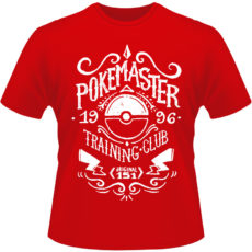 Camiseta-Pokemon-Poke-Master