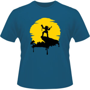 Camiseta-Predator-Over